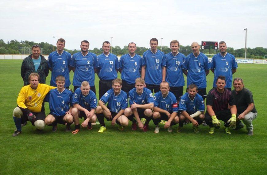 Fotbalisté Radějova ovládli derby proti Tvarožné Lhotě